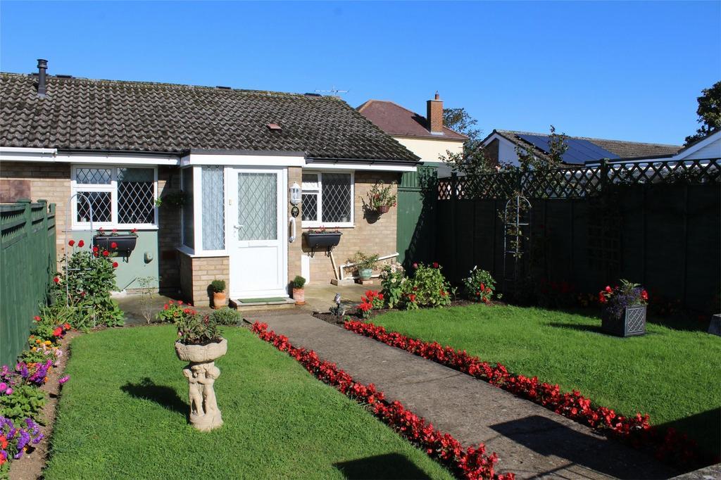 1 Bedroom Terraced Bungalow for sale in Biggleswade, Bedfordshire