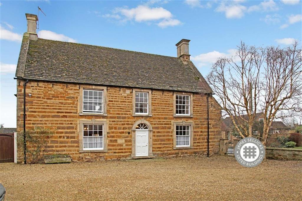 5 Bedrooms Detached House for sale in Uppingham Road, Caldecott, Market Harborough