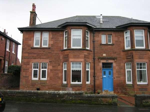 2 Bedrooms Flat for sale in 89 Catherine Street, Motherwell, ML1 2RW