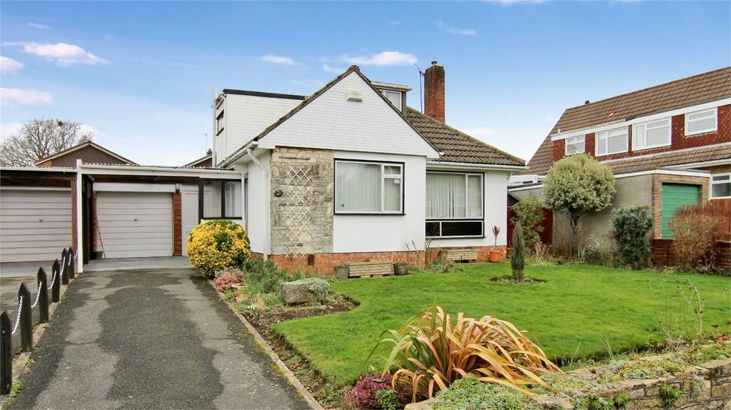 3 Bedrooms Detached Bungalow for sale in Hutton Close, Westbury-on-Trym, Bristol