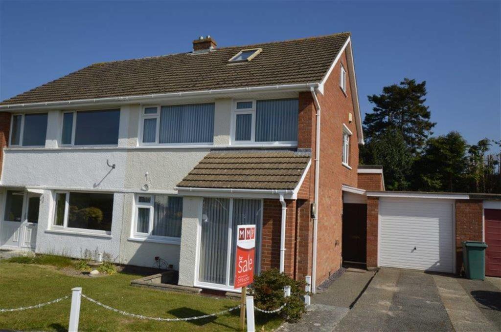 4 Bedrooms Semi Detached House for sale in 26, Erw Goch, Waunfawr, Aberystwyth, SY23