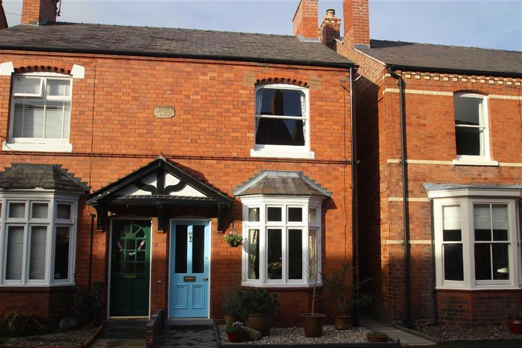 2 Bedrooms Semi Detached House for sale in Montague Place, Belle Vue, Shrewsbury