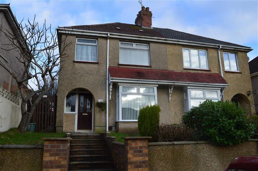 3 Bedrooms Semi Detached House for sale in Penygraig Road, Swansea, SA1