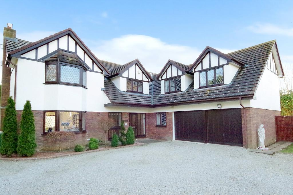 5 Bedrooms Detached House for sale in Church Road, Plymstock, Plymouth, Devon, PL9