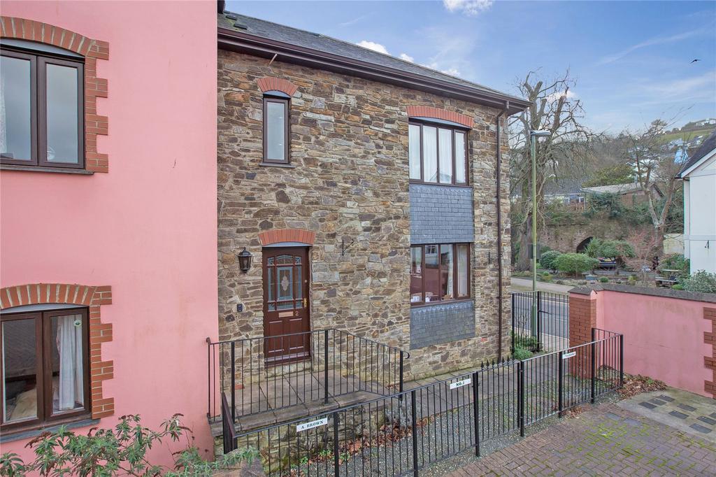 2 Bedrooms House for sale in Throgmorton House, New Walk, Totnes, TQ9