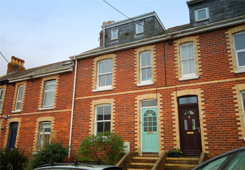 3 Bedrooms Terraced House for sale in Frogmore Terrace, Kingsbridge, Devon, TQ7