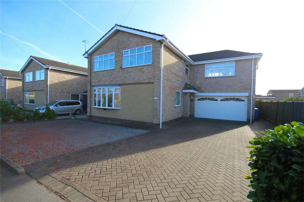 5 Bedrooms Detached House for sale in The Croft, Molescroft, Beverley, East Riding of Yorkshire