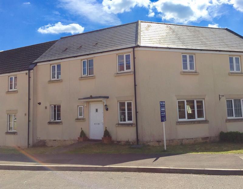 3 Bedrooms Terraced House for sale in Cobblers Way, Radstock