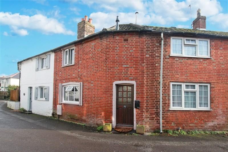 1 Bedroom Terraced House for sale in Scotts Hill Lane, Purewell, Christchurch