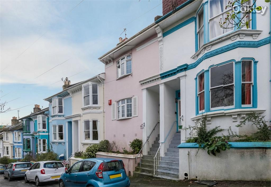 3 Bedrooms Terraced House for sale in Parkmore Terrace, Brighton, East Sussex