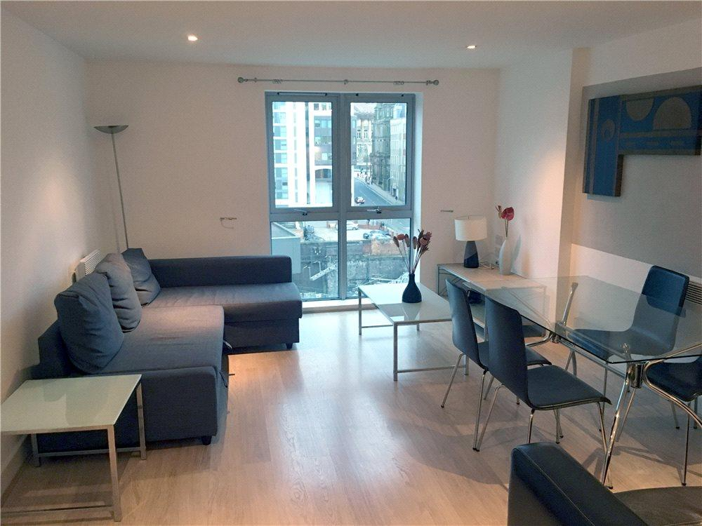 1 Bedroom Flat for sale in The Orion Building, 90 Navigation Street, Birmingham, West Midlands, B5