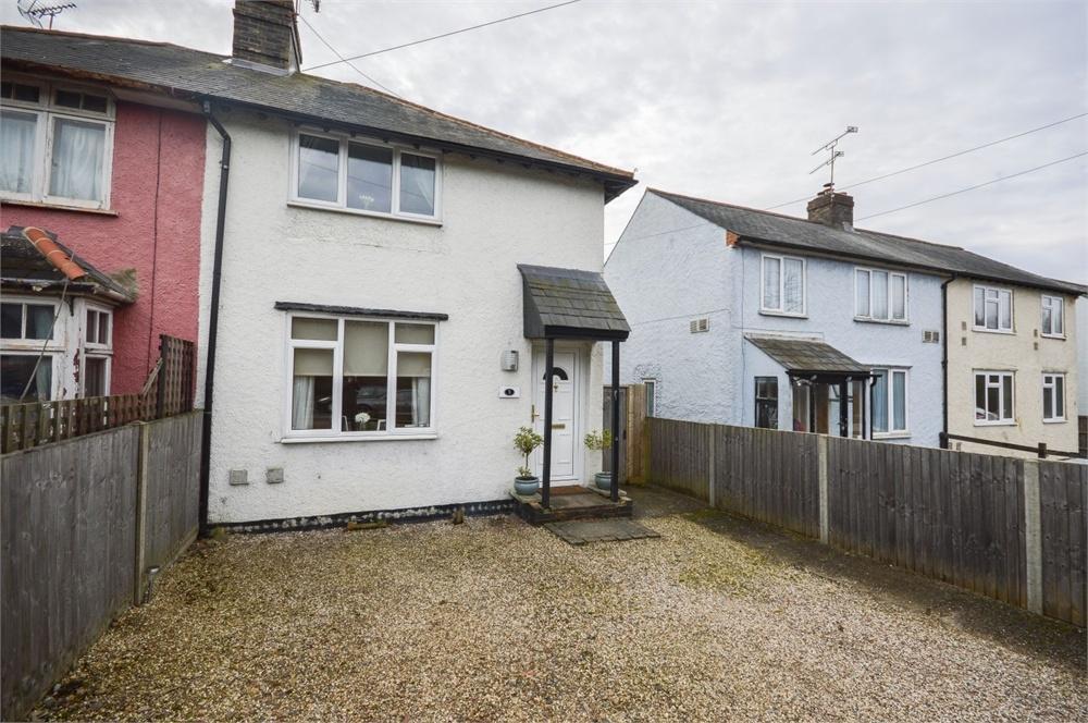2 Bedrooms Semi Detached House for sale in Start Hill, BISHOP'S STORTFORD, Herts