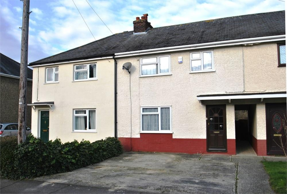 3 Bedrooms Terraced House for sale in Bartram Avenue South, BRAINTREE, Essex