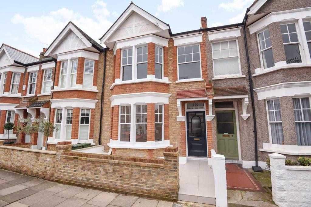 4 Bedrooms Terraced House for sale in Westhorpe Road, Putney, SW15