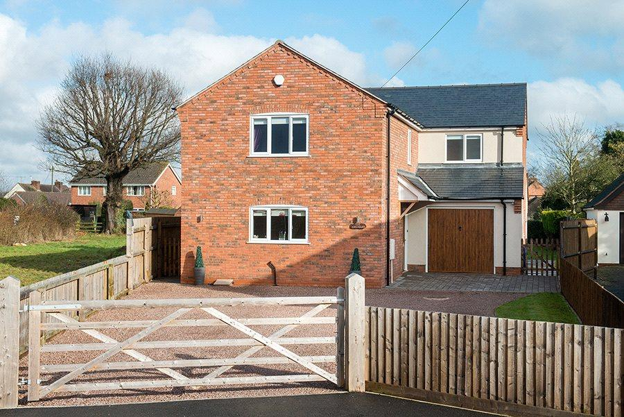 4 Bedrooms Residential Development Commercial for sale in Moseley Road, Hallow, Worcester, Worcestershire, WR2