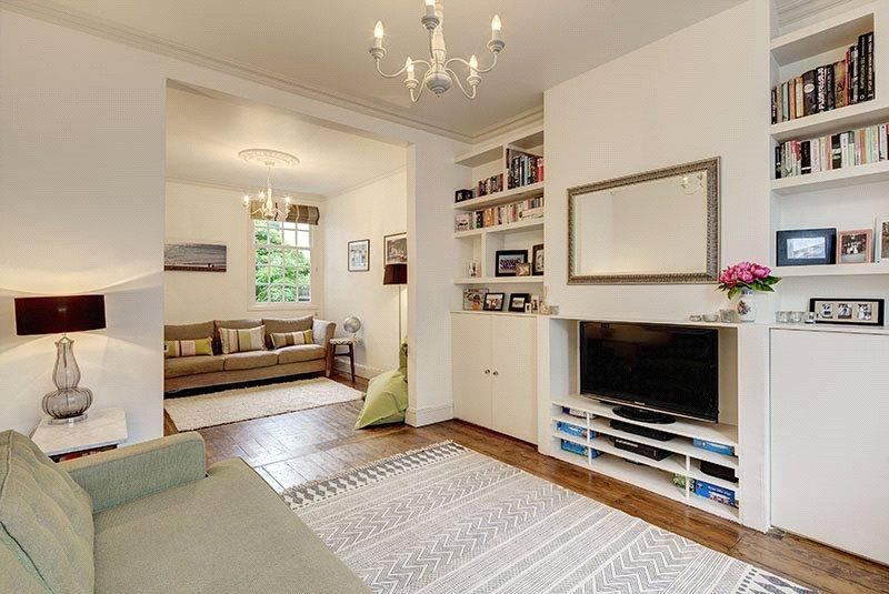 5 Bedrooms Terraced House for sale in Esmond Road, Queen's Park, London, NW6