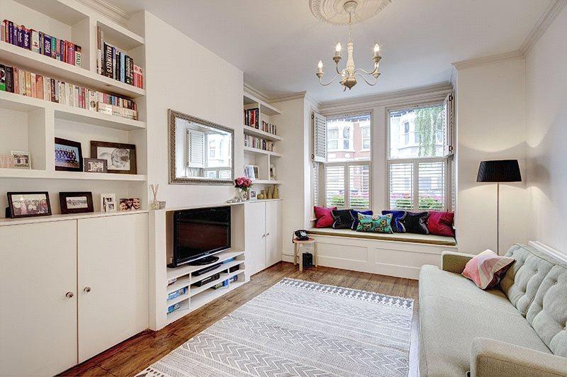 5 Bedrooms Terraced House for sale in Esmond Road, Queen's Park, London, NW6