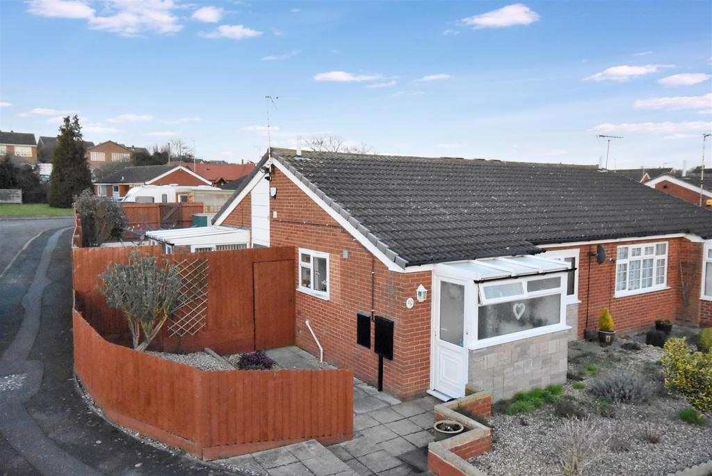 2 Bedrooms Bungalow for sale in Cabot Close, Rothwell, Kettering