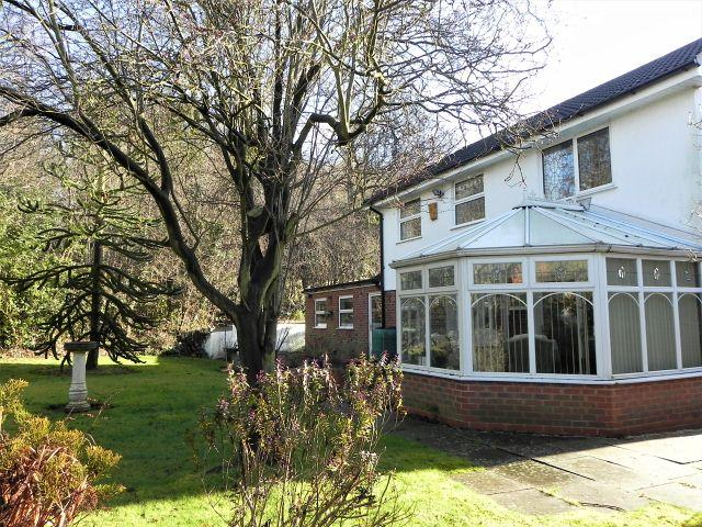 4 Bedrooms Detached House for sale in Winsford Close,New Hall,Sutton Coldfield