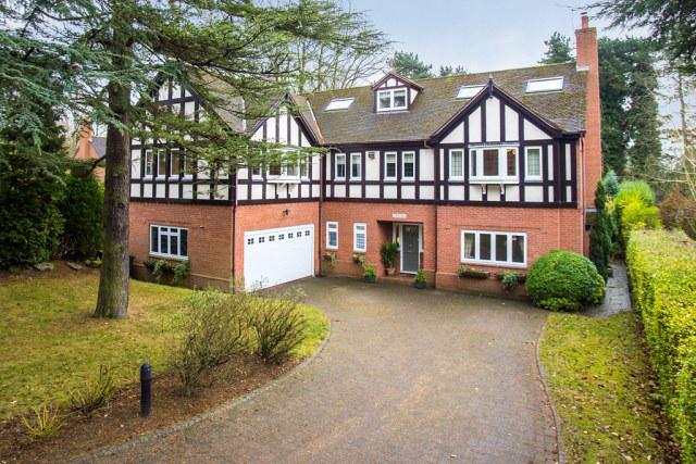 7 Bedrooms Detached House for sale in 3 The Copse,Four Oaks Park,Sutton Coldfield
