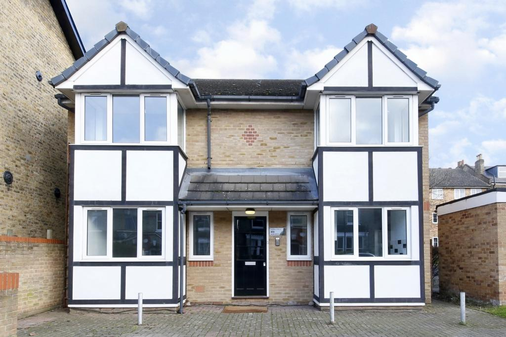 1 Bedroom Flat for sale in Barforth Lodge, Barforth Road, Nunhead, SE15