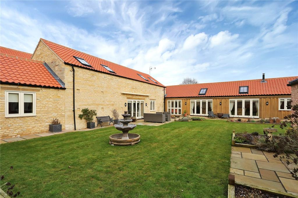 4 Bedrooms Barn Conversion Character Property for sale in Garford Court, Maxey, Peterborough