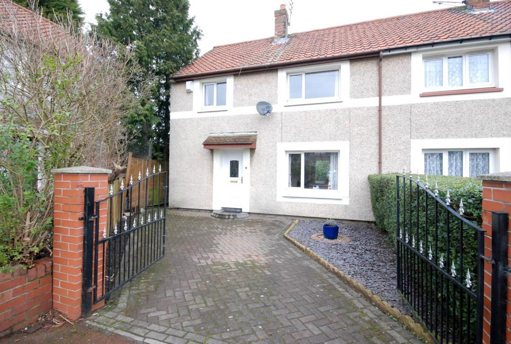 3 Bedrooms Semi Detached House for sale in Amherst Road, Fawdon