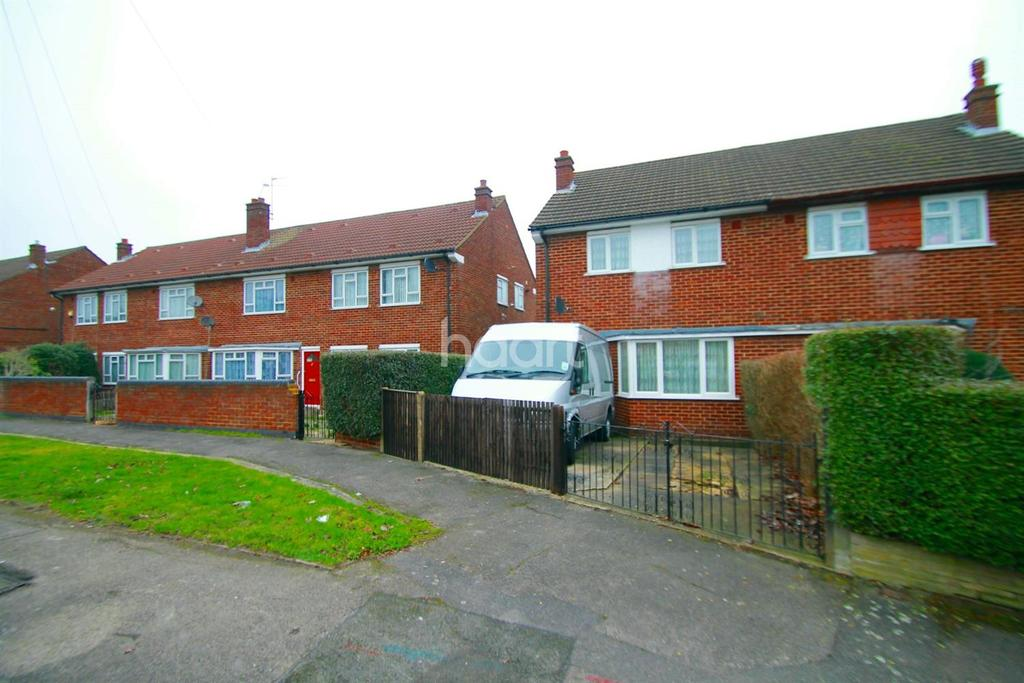 2 Bedrooms Semi Detached House for sale in North Hayes