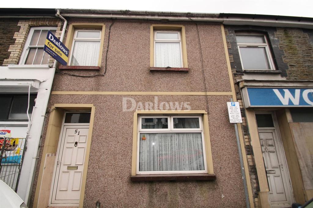 2 Bedrooms Terraced House for sale in Robert street, Ynysybwl