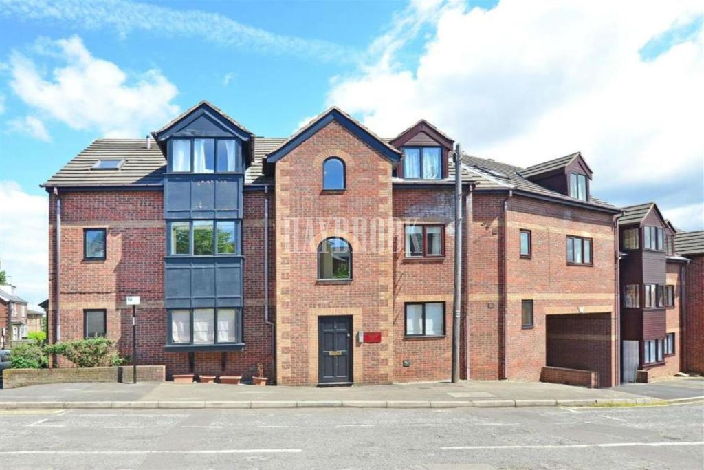 2 Bedrooms Flat for sale in Ainsley Court, Ainsley Road, Crookes, Sheffield