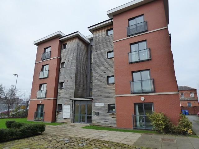 2 Bedrooms Flat for sale in Frappell Court, Warrington