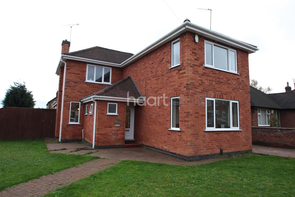 3 Bedrooms Detached House for sale in Prestwood Drive, Aspley
