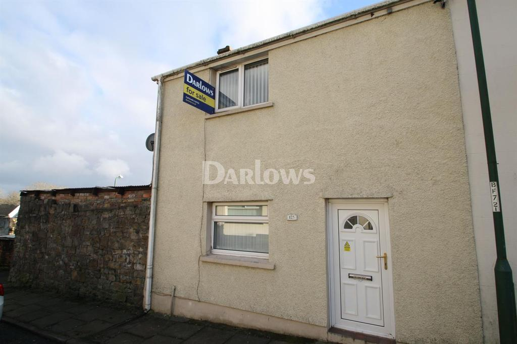 2 Bedrooms End Of Terrace House for sale in Worcester Street, Brynmawr, Blaenau Gwent