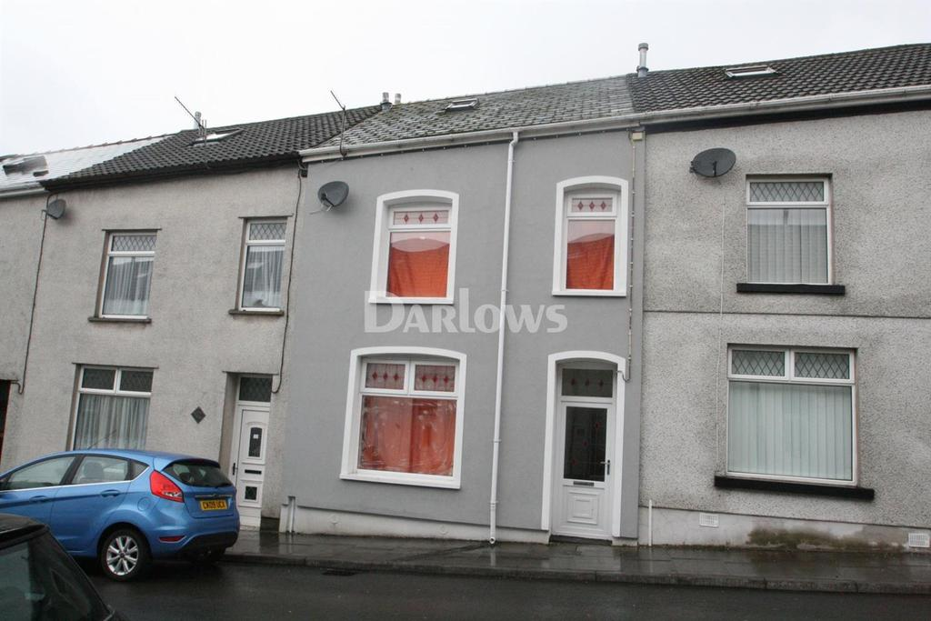 3 Bedrooms Terraced House for sale in Edward Street, Pant, Merthyr Tydfil