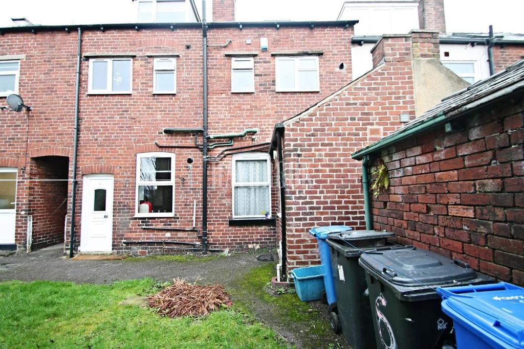 4 Bedrooms Terraced House for sale in Mona Road,Crookes,S10