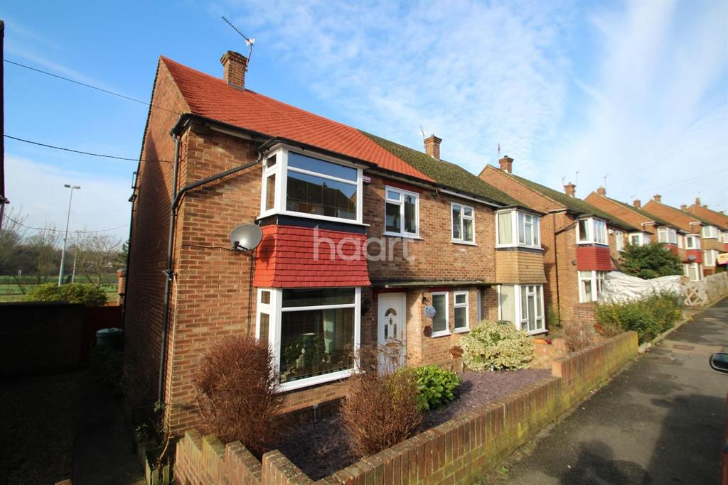 3 Bedrooms Semi Detached House for sale in Carnation Road, Strood