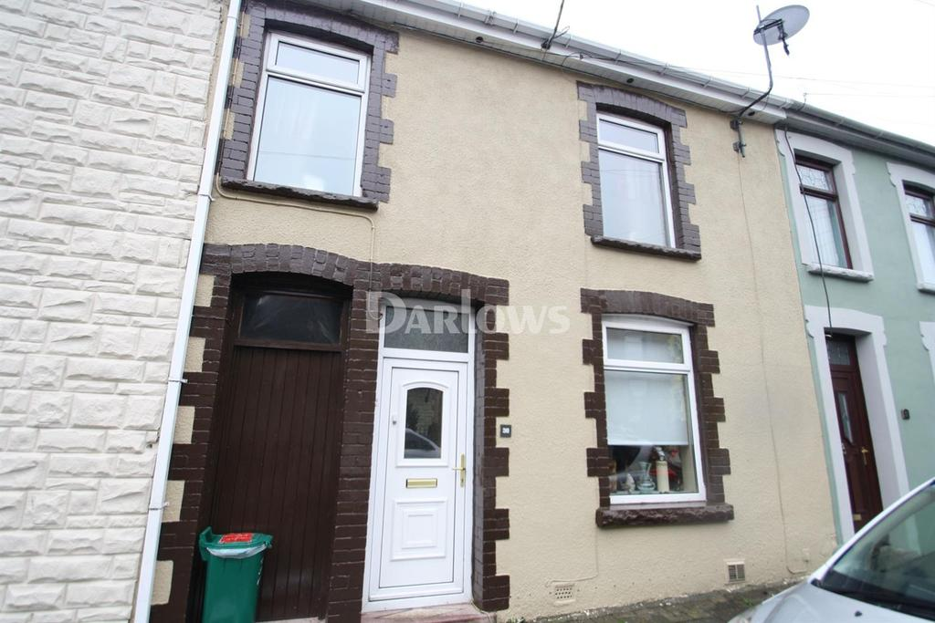 3 Bedrooms Terraced House for sale in Greenmeadow Terrace, Penrhiwfer