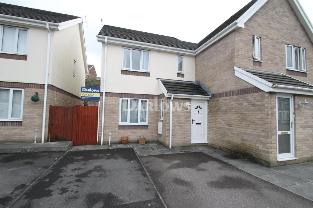 3 Bedrooms Semi Detached House for sale in Bakers Wharf, Trallwn