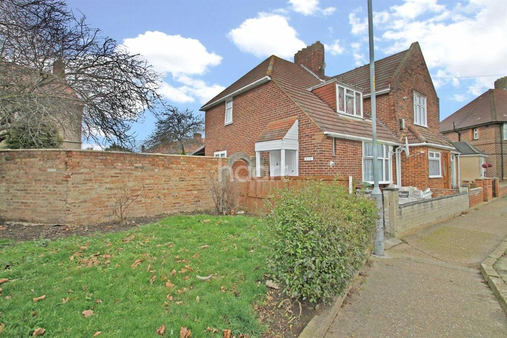 2 Bedrooms End Of Terrace House for sale in Valence Wood Road, Dagenham
