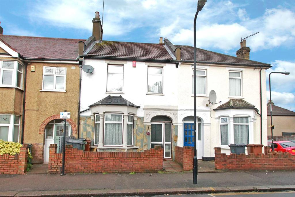 2 Bedrooms End Of Terrace House for sale in Chandos Avenue