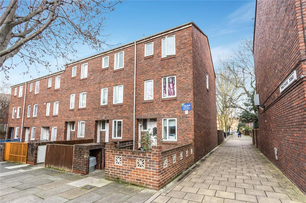 4 Bedrooms End Of Terrace House for sale in Frostic Walk, London, E1