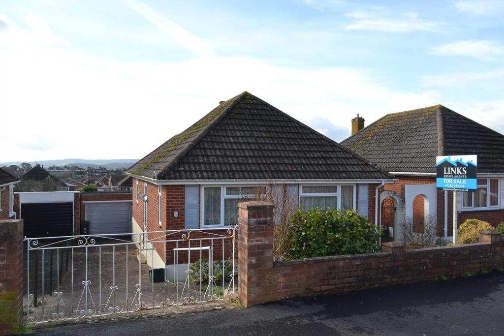 2 Bedrooms Detached Bungalow for sale in Willow Avenue, Exmouth