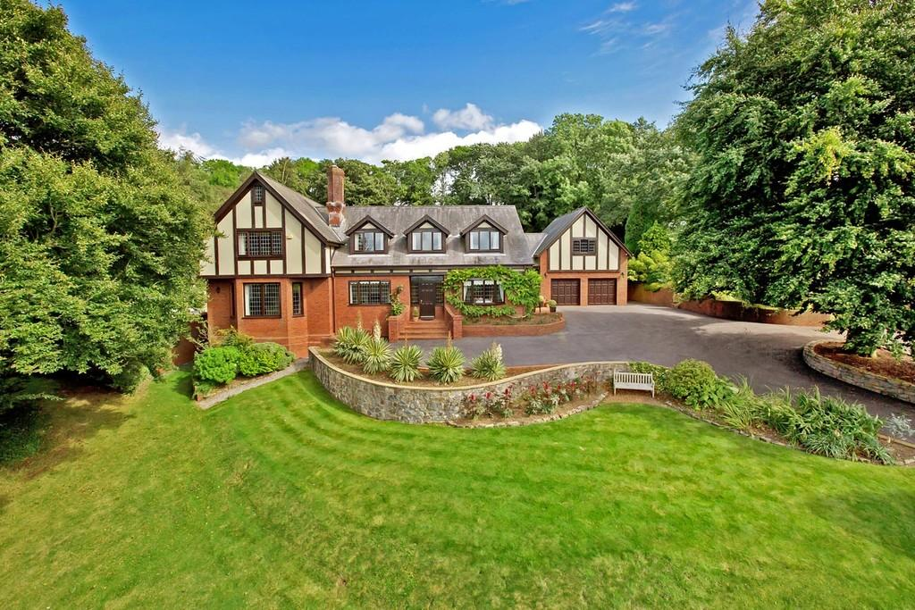 6 Bedrooms Detached House for sale in Rectory Road, Ogwell