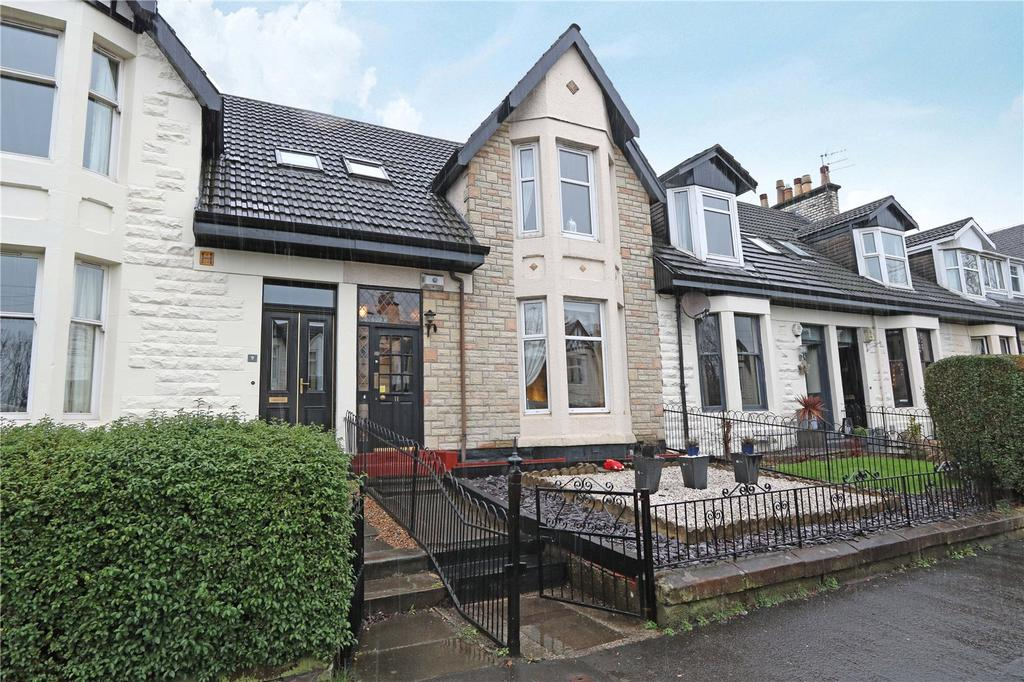 3 Bedrooms Terraced House for sale in Lennox Avenue, Scotstoun, Glasgow
