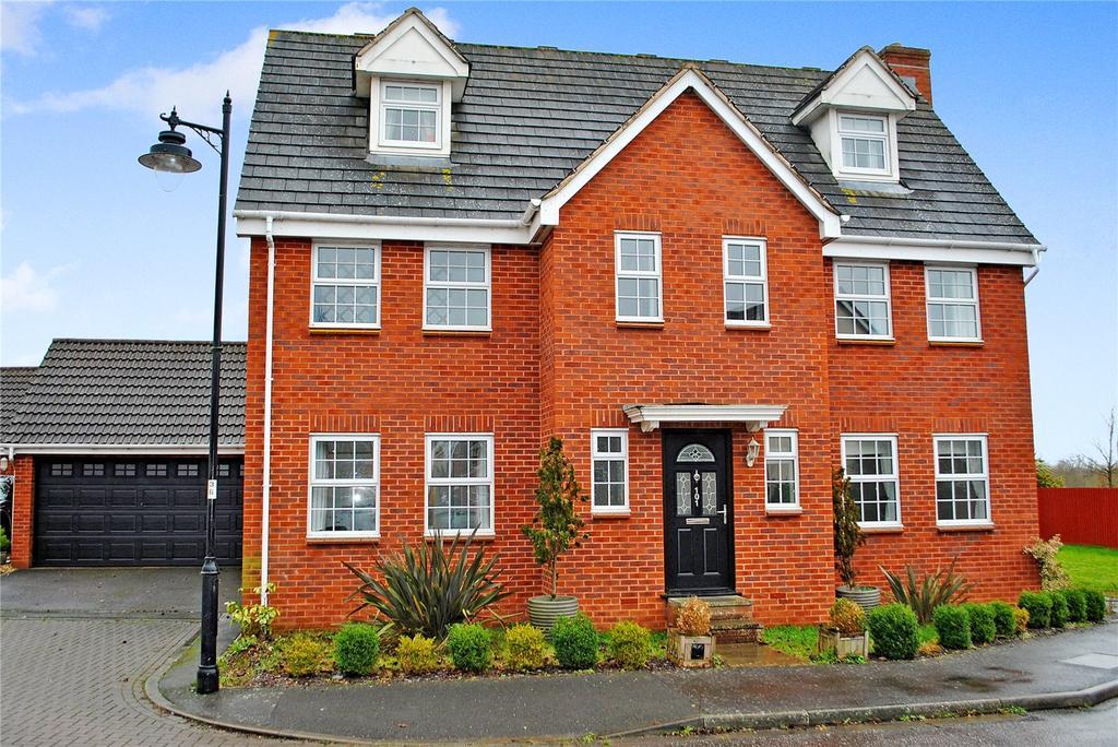 6 Bedrooms House for sale in Waterleaze, Taunton, Somerset, TA2