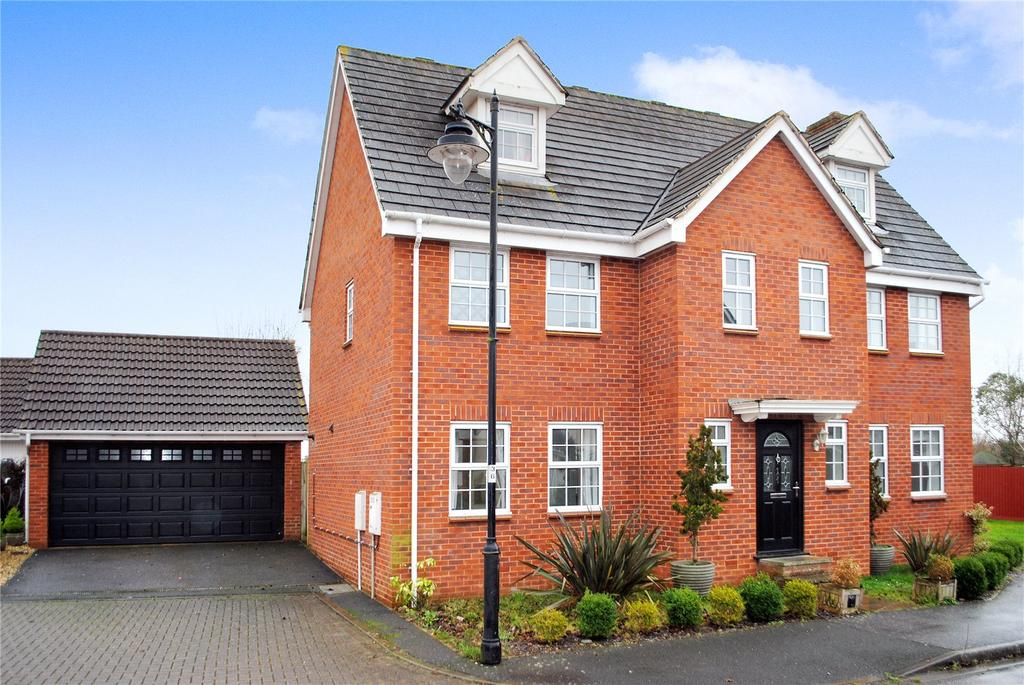 6 Bedrooms House for sale in Waterleaze, Taunton, Somerset, TA2