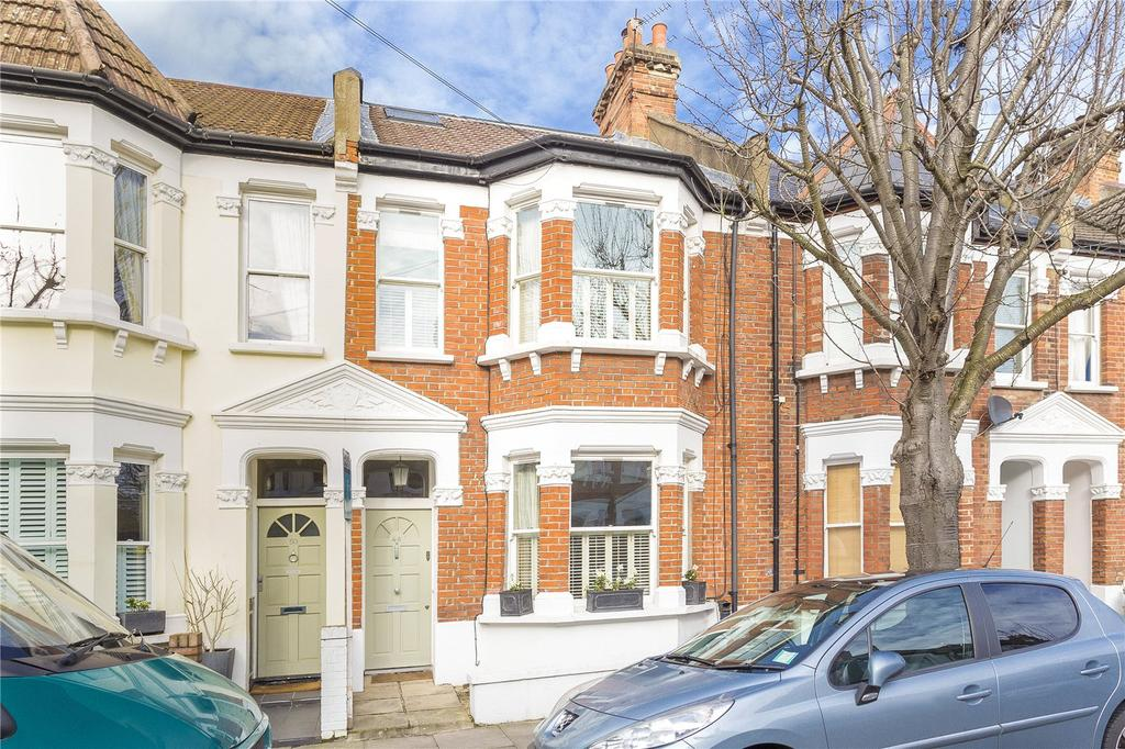 4 Bedrooms Terraced House for sale in Bronsart Road, London