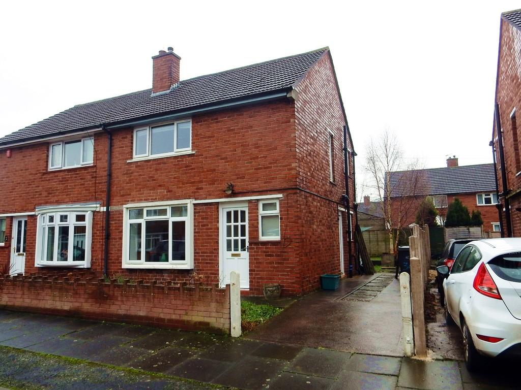 2 Bedrooms Semi Detached House for sale in Wilson Street, Carlisle