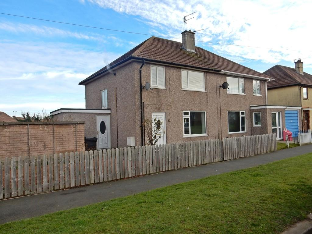 3 Bedrooms Semi Detached House for sale in Whinsmoor Drive, Carlisle