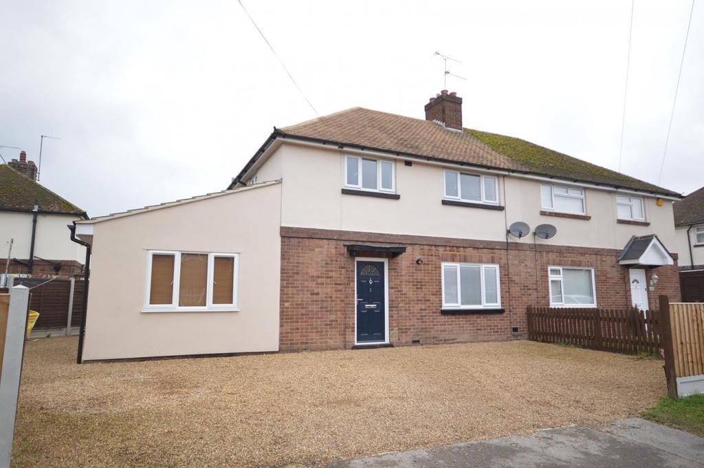 4 Bedrooms Semi Detached House for sale in Glebe Road, Heybridge, Maldon, Essex, CM9
